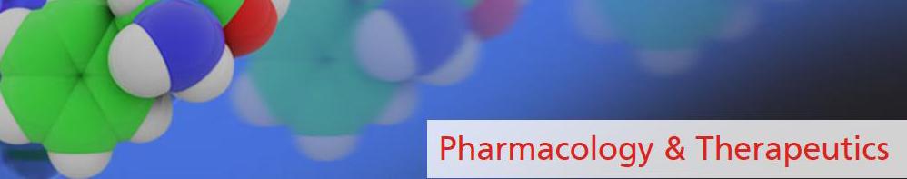 Pharmacology  & Therapeutics logo