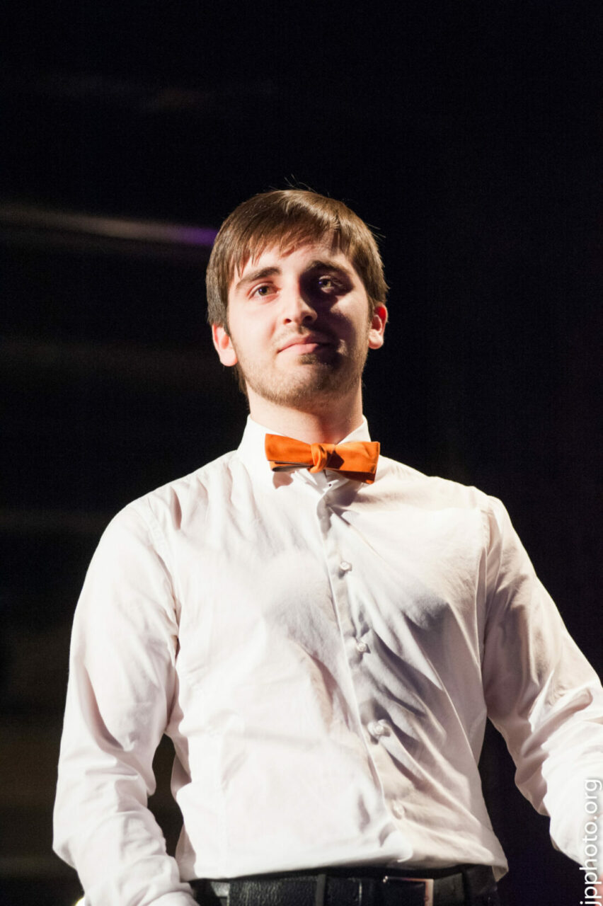 Jake Levy (photo: Julien Poitout)