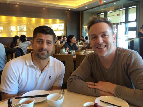 Co-Équipiers: Robert Carlin and Christopher Paci