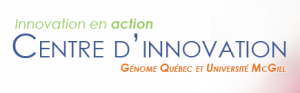 Genome Quebec Fr logo