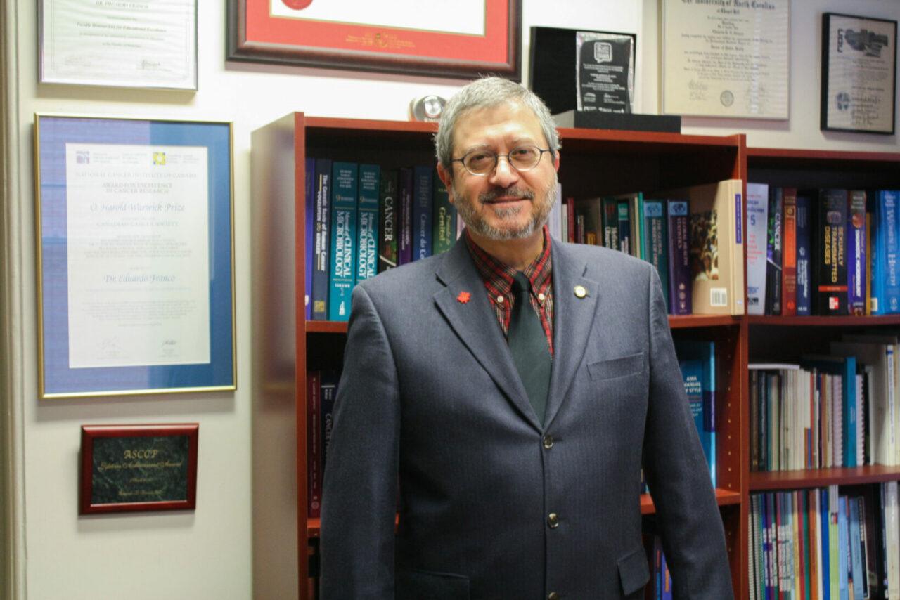 Dr Eduardo Franco