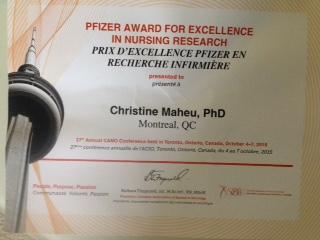 CANO Research award