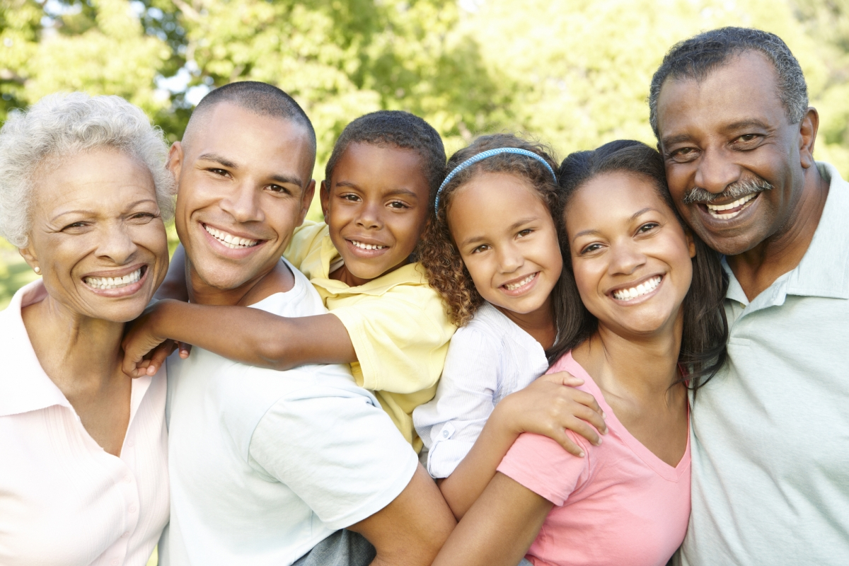 _african-american-family