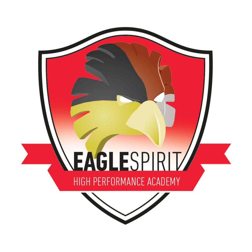 2017 Eagle-Spirit-Camp-Crest Logo