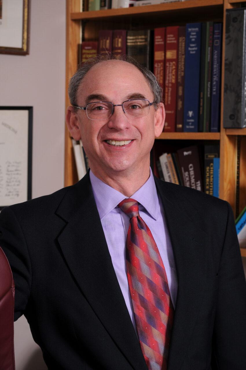 Le Dr Mark Ratain, Université de Chicago