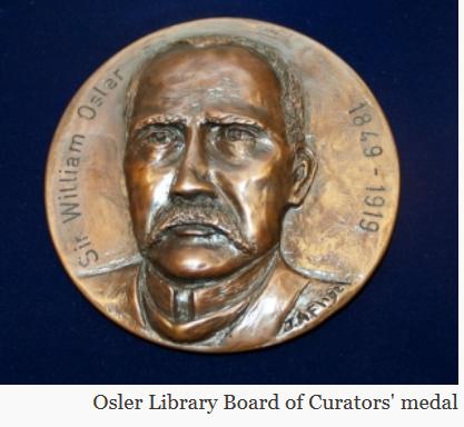 William Osler Medal